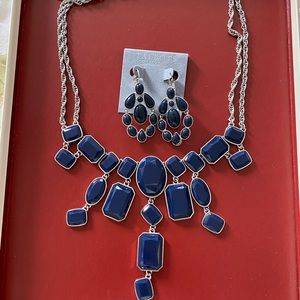 Talbots Necklace and Earrings Set NEW!